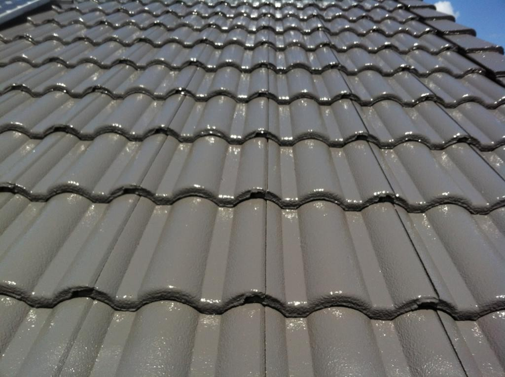 Decramastic Roof Wall Panels Heat Resistant Synthetic