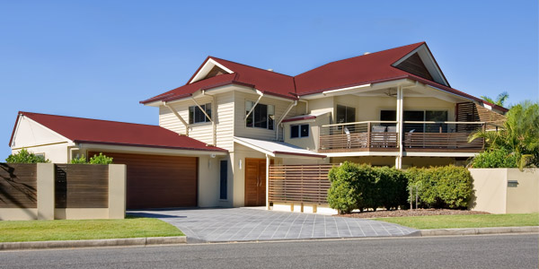 Colorbond tile colour chart brisbane roo roofing for Classic manor builders cabins