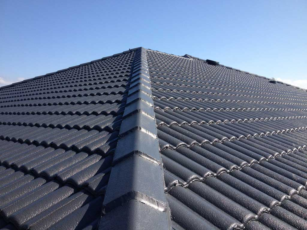 Concrete Tile Roof Restoration Brisbane Roo Roofing
