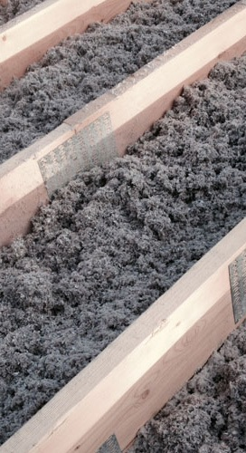Cellulose Fibre Insulation