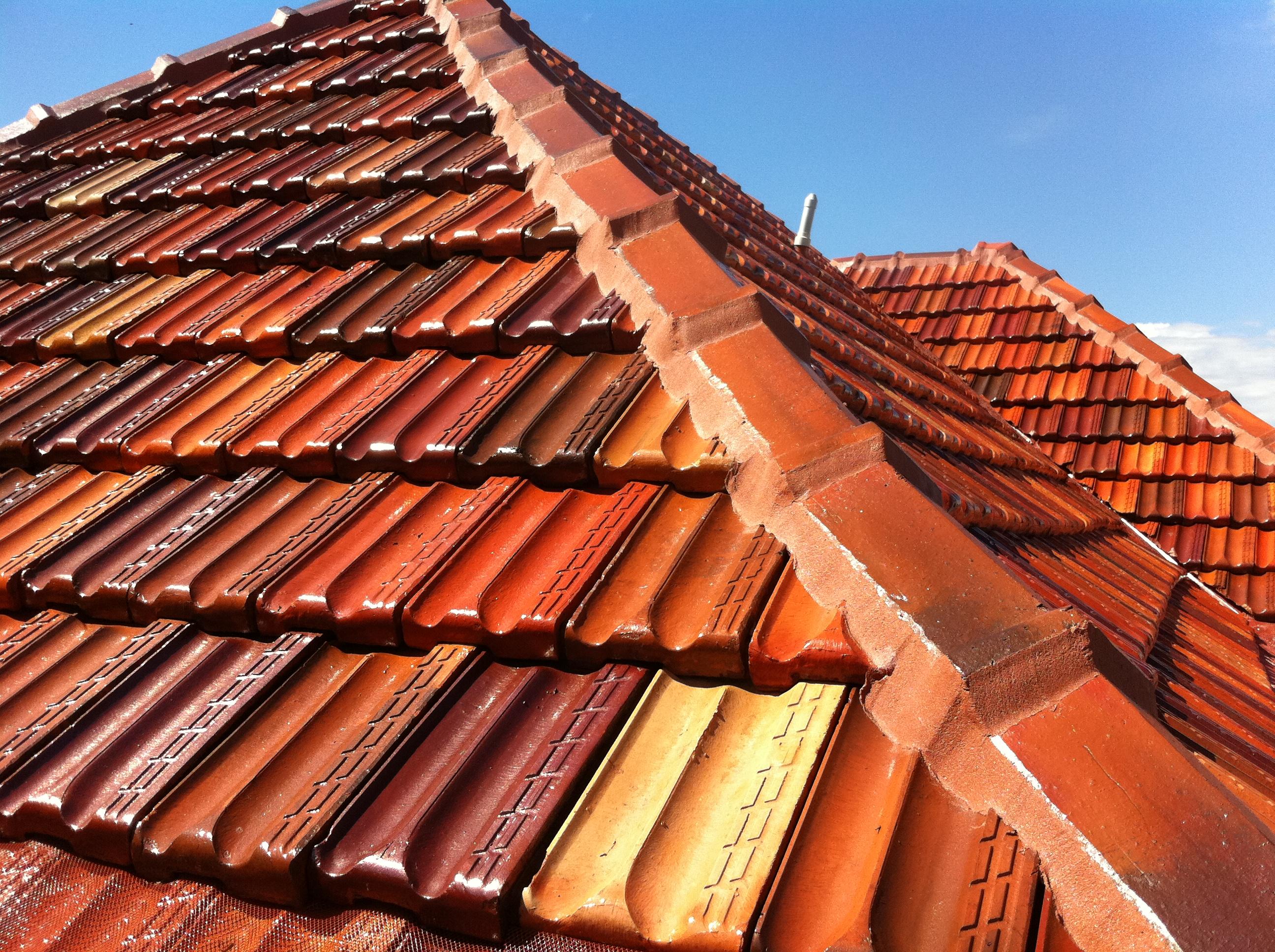 Tile Roof Repairs